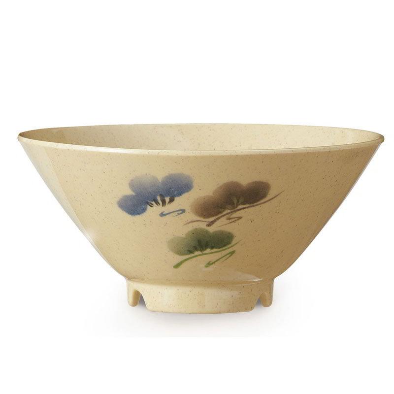 """Get 0180-TK Soup/Rice Bowl, 8-oz, Melamine, 4-1/2, 2-1/4""""Deep, Tokyo"""