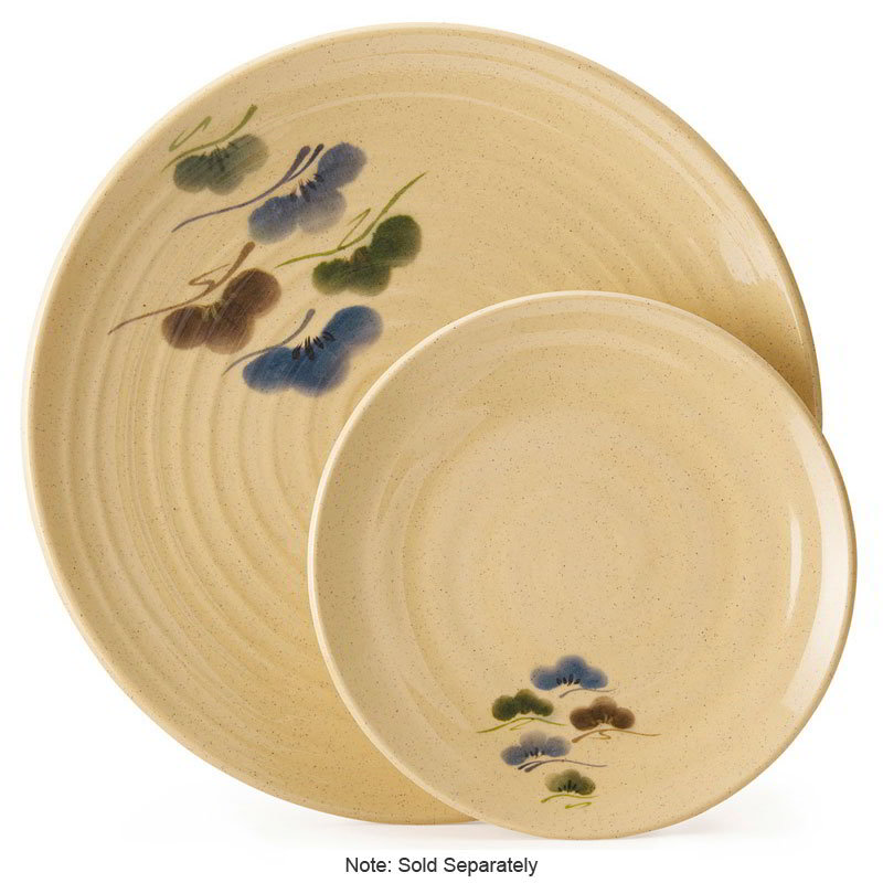 "GET 207-10-TK 10-1/2""Plate, Melamine, Japanese Tokyo"