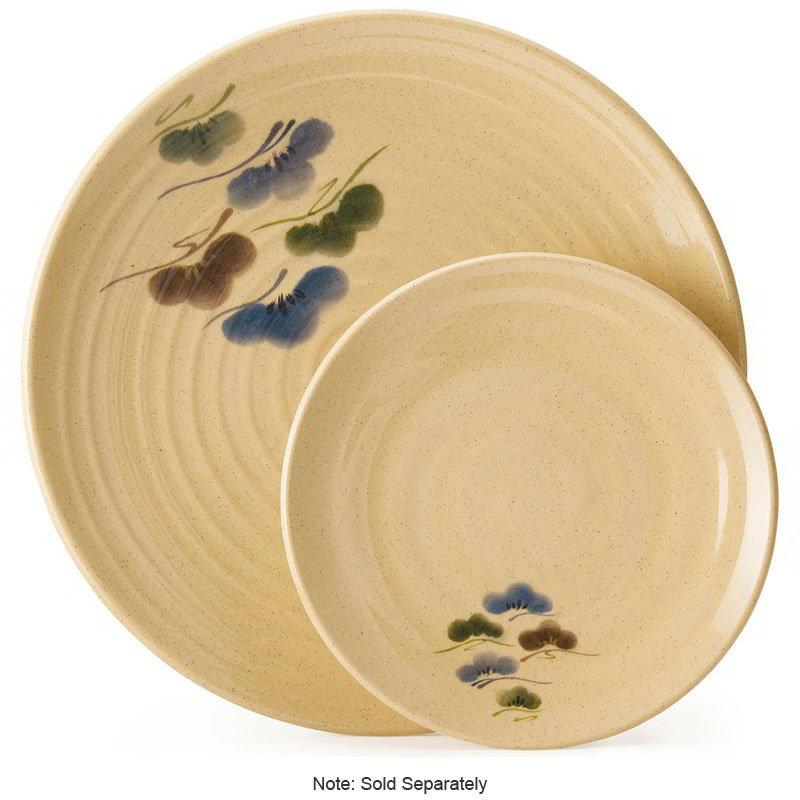 "Get 207-70-TK 7""Plate, Melamine, Japanese Tokyo"