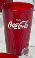 GET 2224JC Tumbler, Tahiti, 24 oz, Coca Cola, Jade