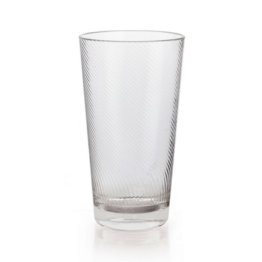 GET 4420-CL 20-oz Beverage Tumbler, Plastic, Clear