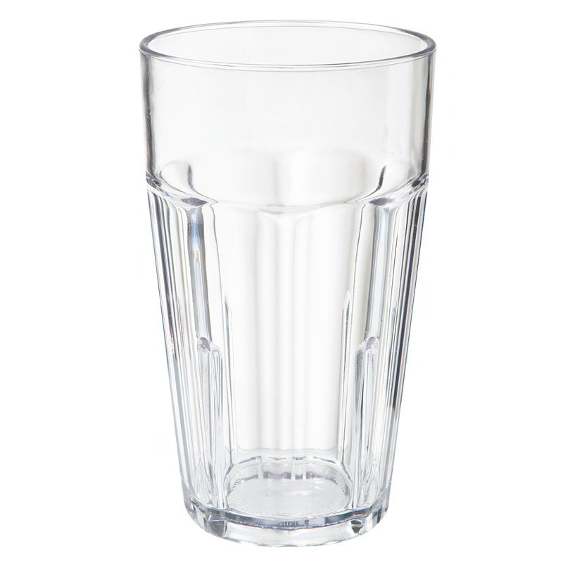 GET 9932-1-CL 32-oz Beverage Tumbler, Plastic, Clear