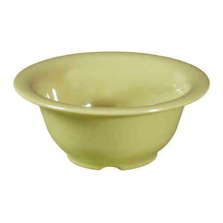 "GET B-105-AV 10-oz Melamine Bowl, 5.25"" Diameter, Avocado"