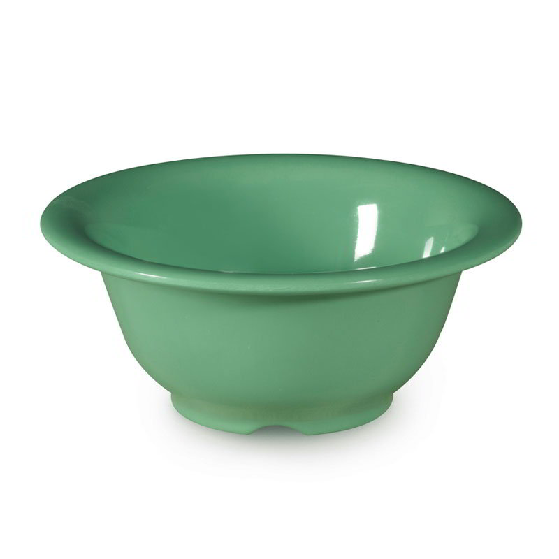 "GET B-105-FG 10-oz Bowl, 5-3/8"" Melamine, Rainforest Green"