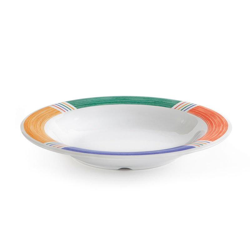 """GET B-139-BA 13-oz Pasta/Salad Plastic Bowl, 9-1/4"""" Barcelona"""