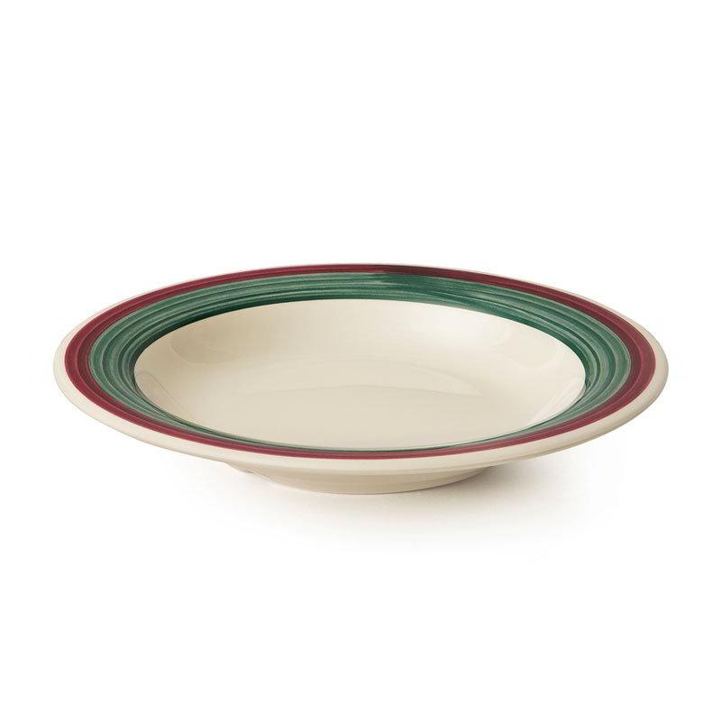 "GET B-139-PO 13-oz Pasta/Salad Plastic Bowl, 9-1/4"" Portofino"