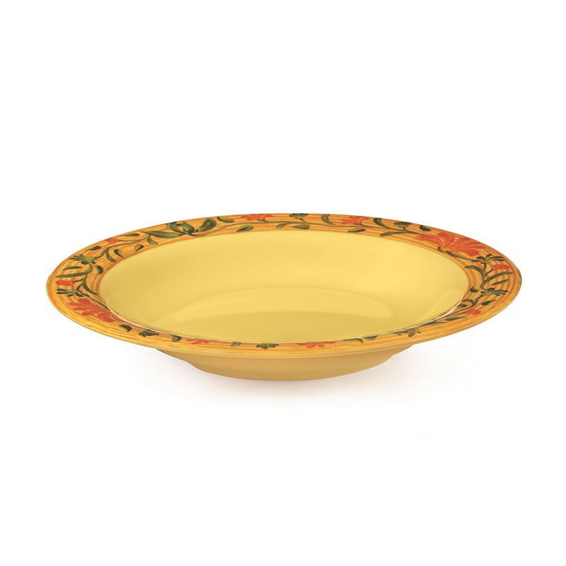 GET B-139-VN 13-oz Round Venetian Plastic Bowl