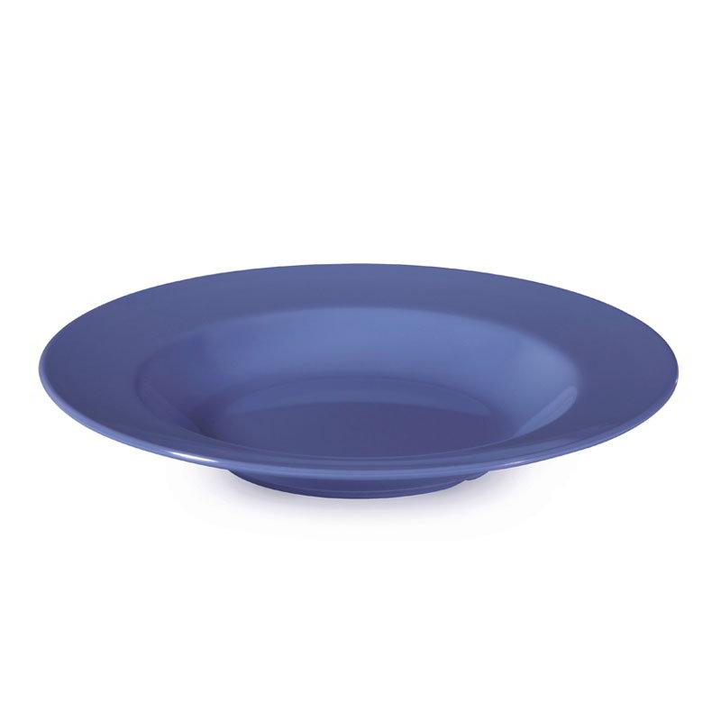 "GET B-1611-PB 16-oz Pasta/Salad Plastic Bowl, 11"" Peacock Blue"