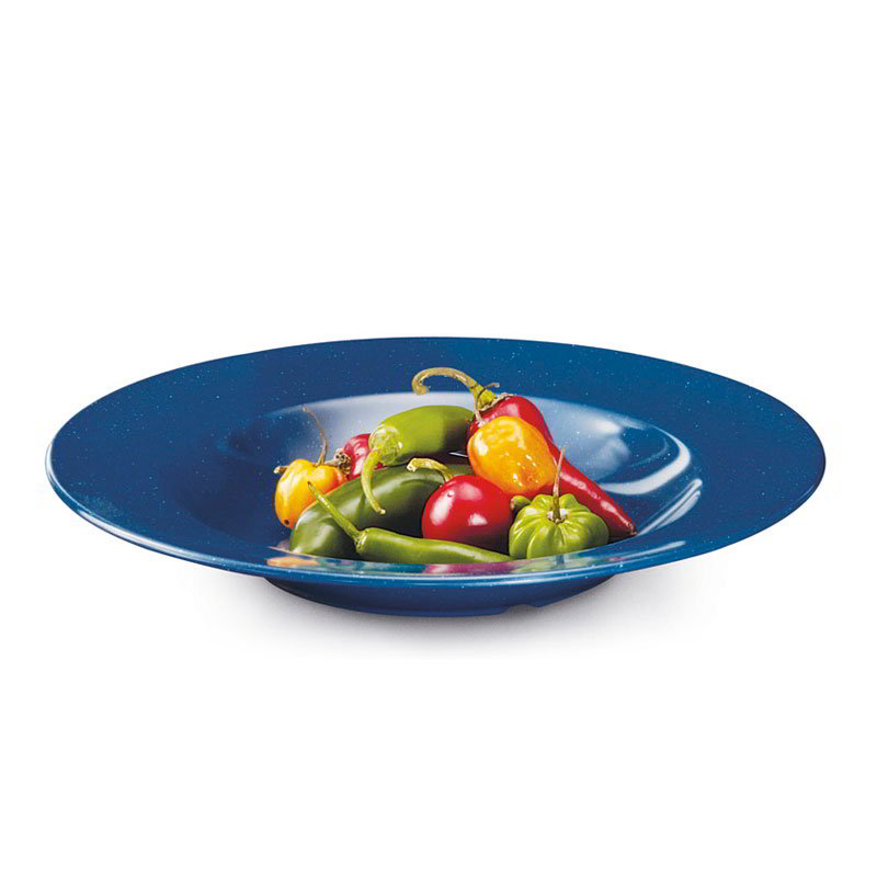 GET B-2412-TB 24 oz Pasta/Salad Bowl, 12 in, Texas Blue