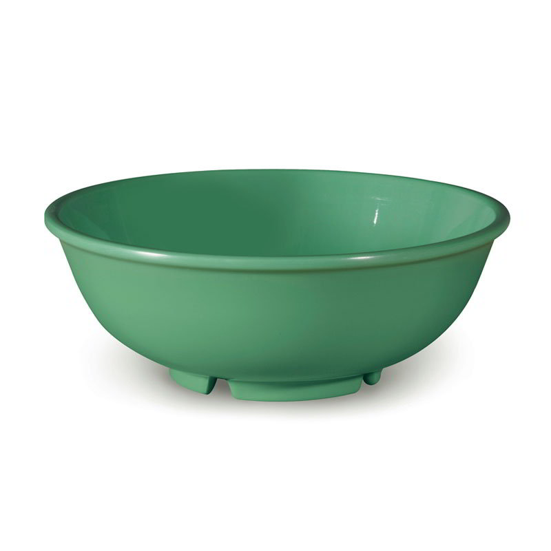 "GET B-24-FG 24-oz Bowl, 7-1/2"" Melamine, Rainforest Green"