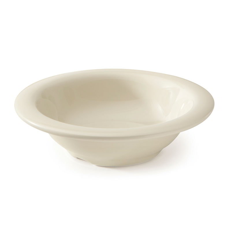 "GET B-454-DI 4-1/2-oz Bowl, 4-3/4""Melamine, Ivory"