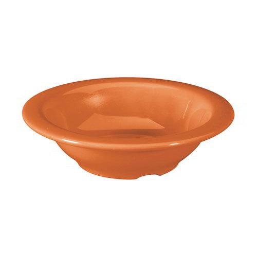 GET B-454-PK 4.5-oz Melamine Bowl, Pumpkin