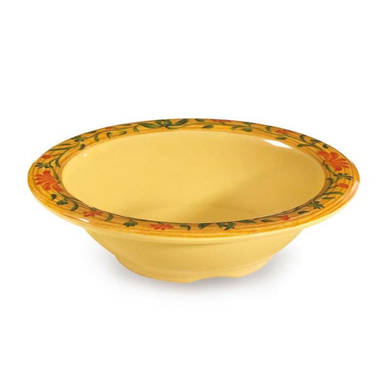 GET B-454-VN 4.5-oz Round Venetian Melamine Bowl