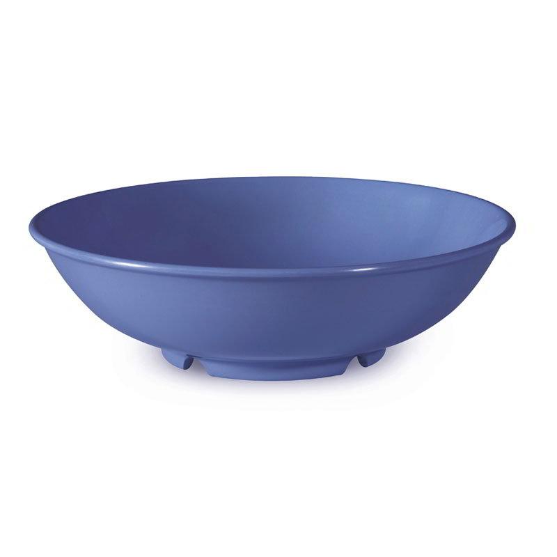 "GET B-48-PB 9.75"" Round Pasta Bowl w/ 1.9-qt Capacity, Melamine, Blue"