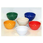 GET B-525-TB Chili/Soup Bowl, 16-oz, 5-1/4 Diameter, Melamine, Texas Blue