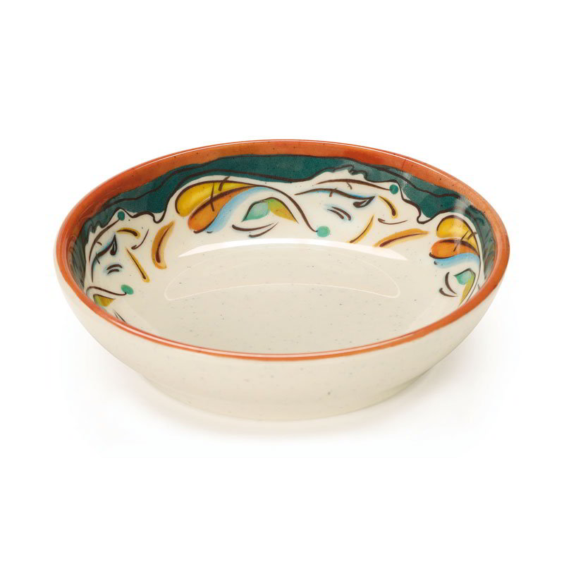 GET B-535-BF 7-oz Bella Fresco Bowl - Melamine