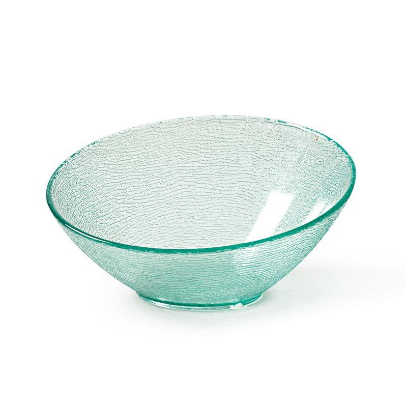 GET B-788-JA 16-oz Round Cascading Bowl w/ Break Resistance, Polycarbonate, Jade