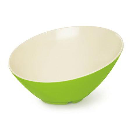 "GET B-789-KL 10"" Round Pasta Bowl w/ 1.1-qt Capacity, Melamine, Green"