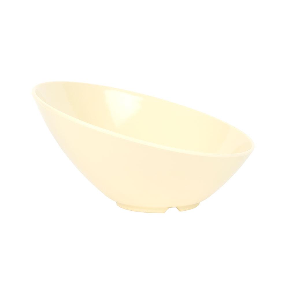 "GET B-789-SQ 10"" Round Pasta Bowl w/ 1.1-qt Capacity, Melamine, Yellow"