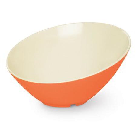 GET B-789-ST 1.1-qt Cascading Melamine Bowl, Sunset
