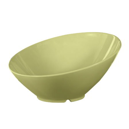 GET B-790-AV 60-oz Cascading Melamine Bowl, Avocado
