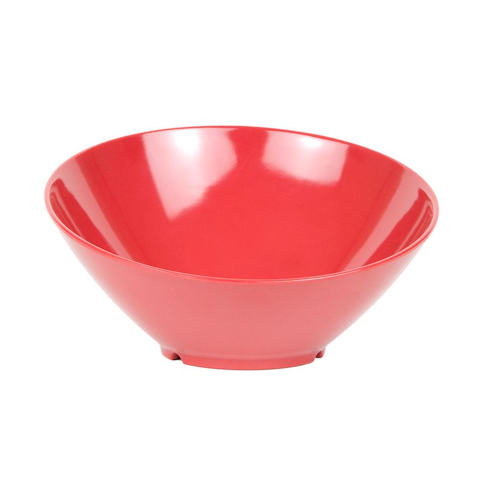 "GET B-790-CR 12"" Round Pasta Bowl w/ 1.9-qt Capacity, Melamine, Red"