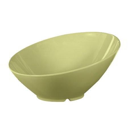 """GET B-792-AV 9.75"""" Round Pasta Bowl w/ 24-oz Capacity, Melamine, Green"""
