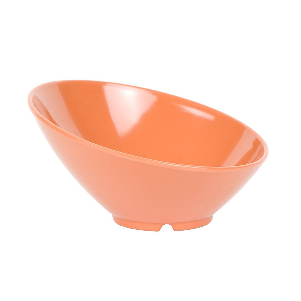 GET B-792-PK 24-oz Cascading Melamine Bowl, Pumpkin