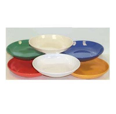 "GET B-925-TY 38-oz Salad/Pasta Plastic Bowl, 9"" Tropical Yellow"
