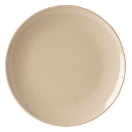 "GET BAM-12075 10.5"" BambooMel Coupe Plastic Plate"