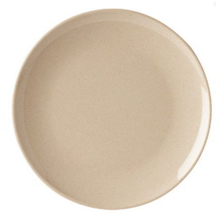 "GET BAM-16102 12"" BambooMel Coupe Plastic Plate"
