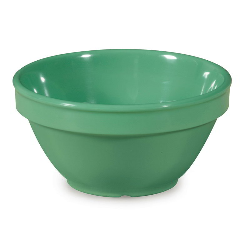 GET BC-170-FG 8-oz Bouillon Cup, Melamine, Rainforest Green