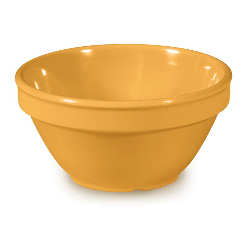 GET BC-170-TY 8-oz Bouillon Cup, Melamine, Tropical Yellow