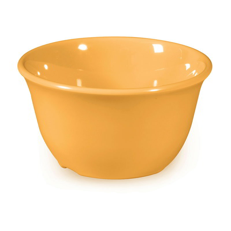 GET BC-70-TY 7-oz Bouillon Cup, Melamine, Tropical Yellow