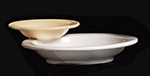 GET BF-050-W 3-1/2-oz Fruit Bowl, Melamine, White, Supermel