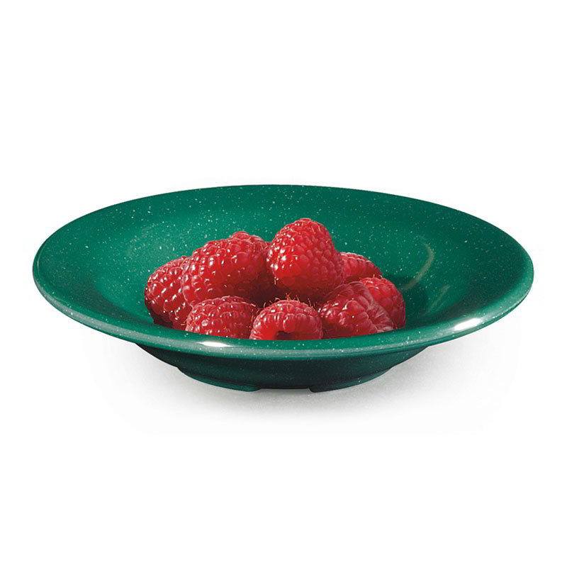 GET BF-050-KG 3-1/2-oz. Fruit Bowl, Melamine, Kentucky Green