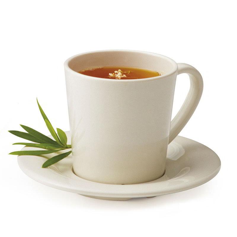 GET C-107-IV 8-oz Coffee Cup, Melamine, Ivory