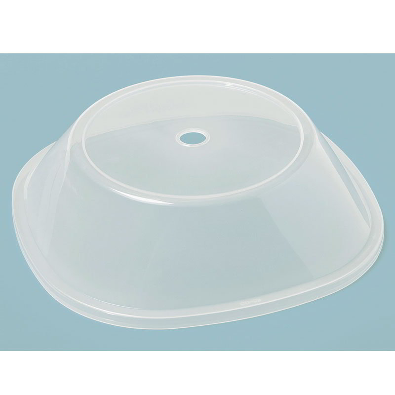 "GET CO-98-CL Cover For 11.6"" To 12.25"" Triangular Plates, Clear Plastic"