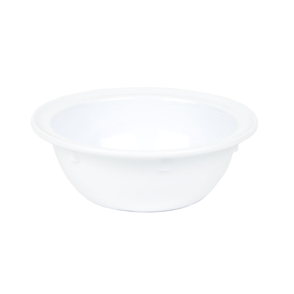 "GET DN-313-W 13-oz Grapefruit Bowl, 5-5/8"" Melamine, White, Supermel"