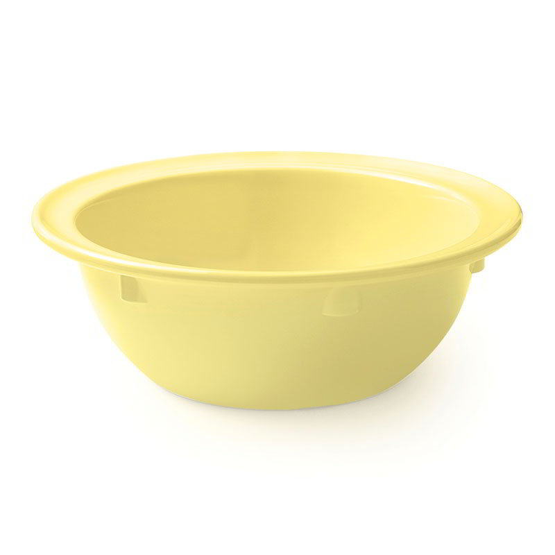 "GET DN-313-Y 13-oz Grapefruit Bowl, 5-5/8"" Melamine, Yellow, Supermel"