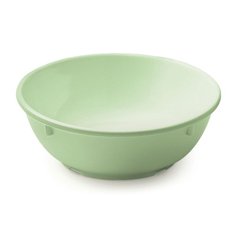 "GET DN-314-G 14-oz Nappie, 5-1/2"" Melamine, Green, Supermel"