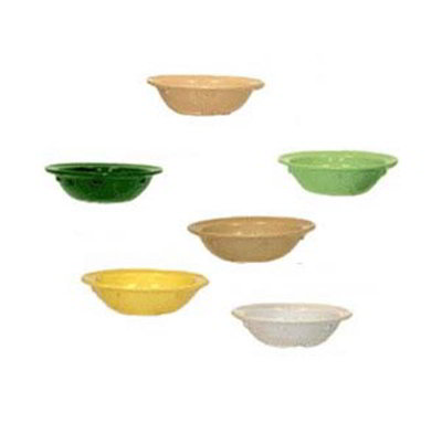 "GET DN-335-G 3-1/2-oz Fruit Bowl, 4-1/8"" Melamine, Green, Supermel"