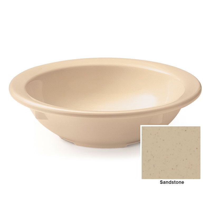 """GET DN-335-S 3-1/2-oz Fruit Bowl, 4-1/8""""Melamine, Sandstone, Supermel"""
