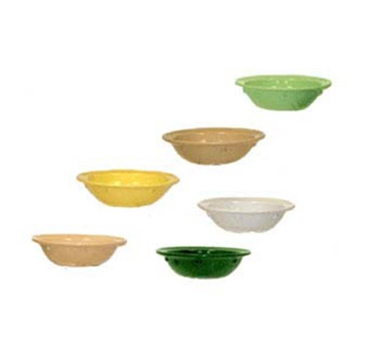 "GET DN-350-HG 5-oz Fruit Bowl, 4-5/8"" Melamine, Hunter Green, Supermel"