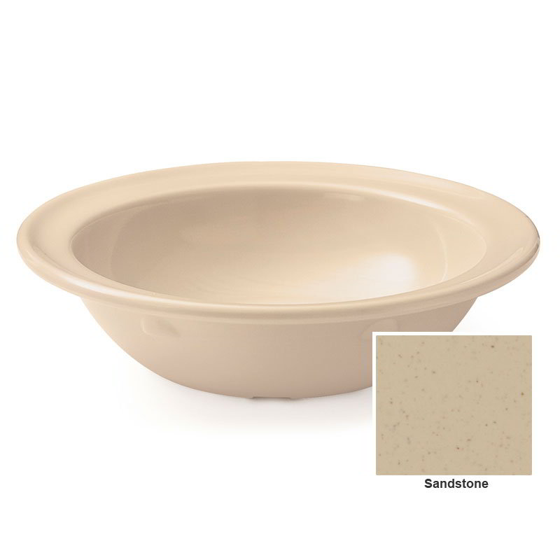"GET DN-350-S 5oz Fruit Bowl, 4-5/8"" Melamine, Sandstone, Supermel"