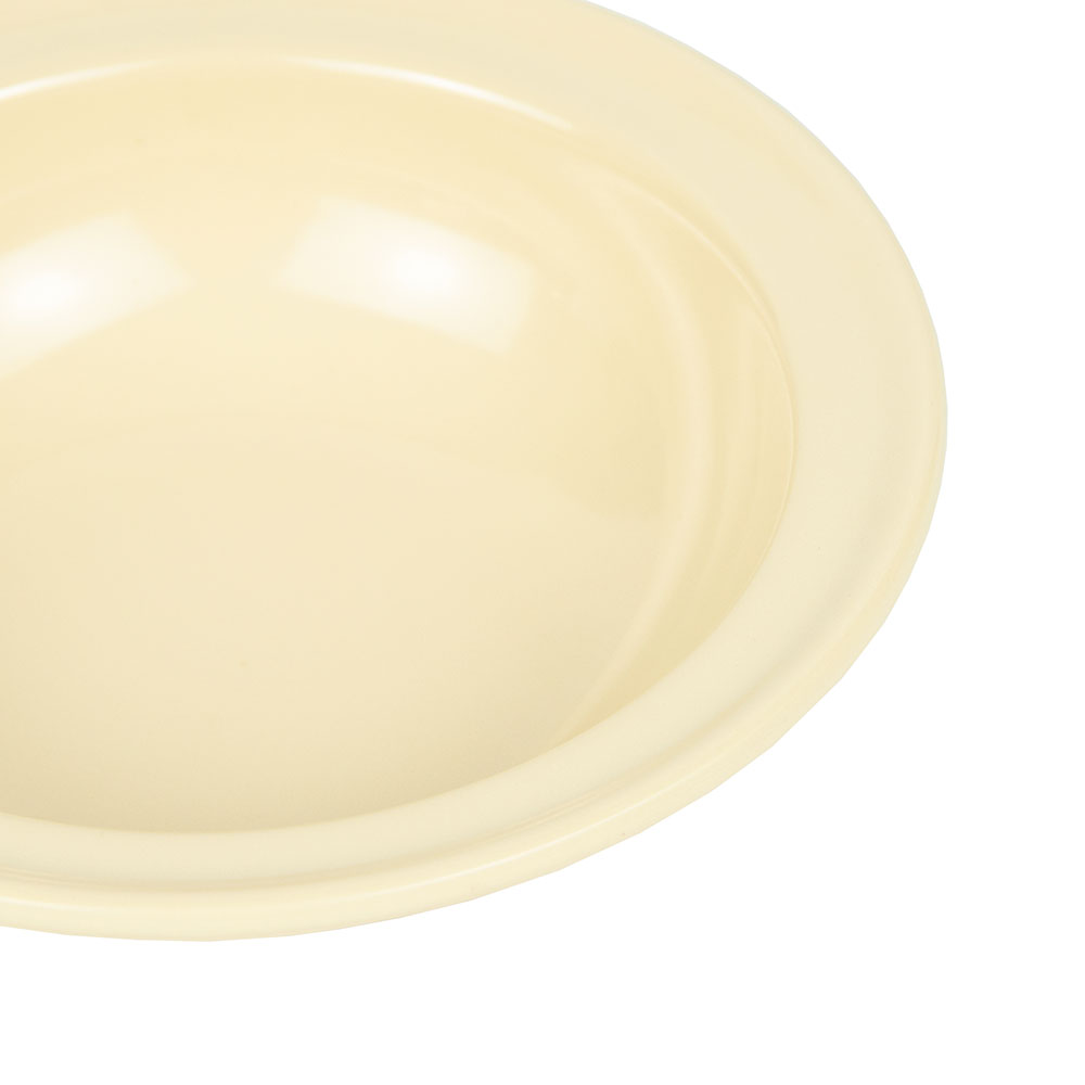 "GET DN-350-T 4.75"" Round Fruit Bowl w/ 5-oz Capacity, Melamine, Tan"