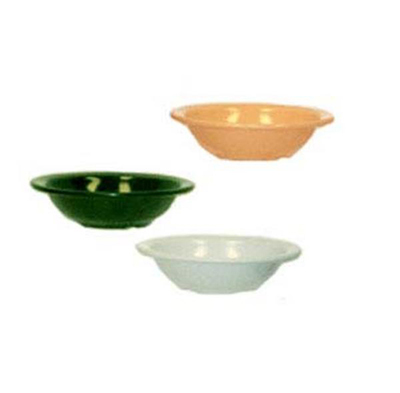 "Get DN-410-G 10-oz Grapefruit Bowl, 5-7/8"" Melamine, Green, Supermel"