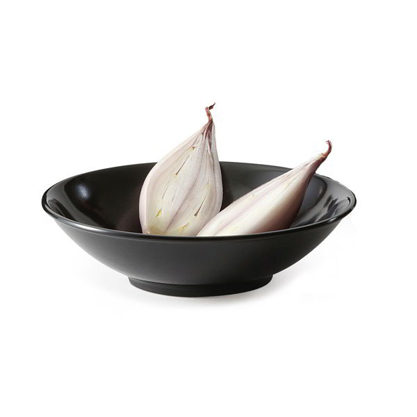 "GET DN-613-BK 10-oz Soup Bowl, 6""Melamine, Black"