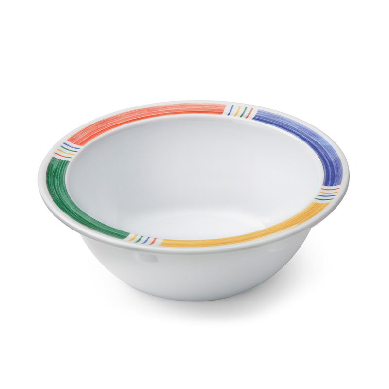 G.E.T DN-902-BA 13 oz Grapefruit Bowl 5-5/8 in Melamine Whte Restaurant Supply