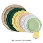 "GET DP-508-Y 8""Lunch Plate, Melamine, Yellow, Supermel"